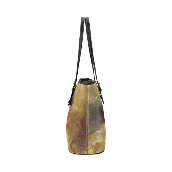 Boxer Leather Tote Bags - Boxer Bags - TeeAmazing - 3