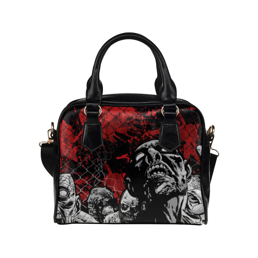 Zombies Purse & Handbags - The Walking Dead Bags - TeeAmazing