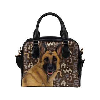 German Shepherd Lover Shoulder Handbag