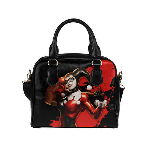 Harley Quinn Purse & Handbags - Batman Bags - TeeAmazing
