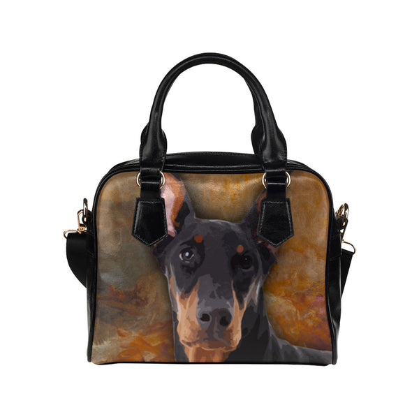 Doberman Pinscher Dog Purse & Handbags - Doberman Pinscher Bags - TeeAmazing