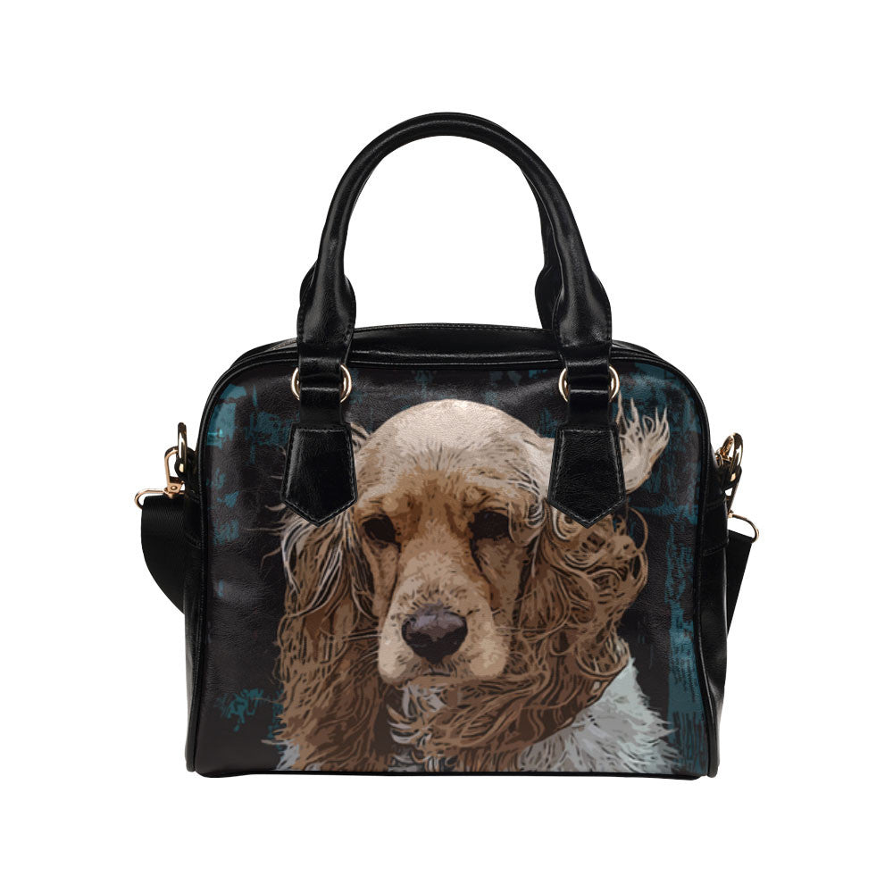 English Cocker Spaniel Purse & Handbags - English Cocker Spaniel Bags - TeeAmazing