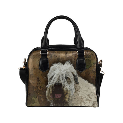 Soft Coated Wheaten Terrier Purse & Handbags - Soft Coated Wheaten Terrier Bags - TeeAmazing