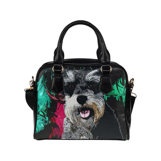 Miniature Schnauzer Purse & Handbags - Miniature Schnauzer Bags - TeeAmazing