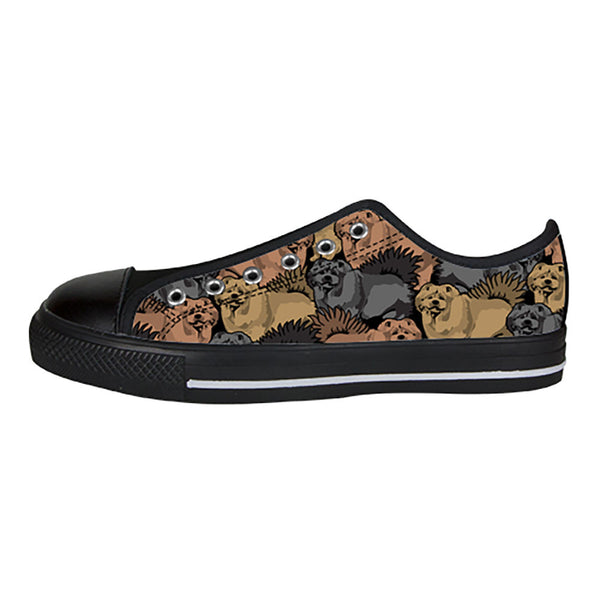 Chow Chow Shoes & Sneakers - Custom Chow Chow Canvas Shoes - TeeAmazing - 3