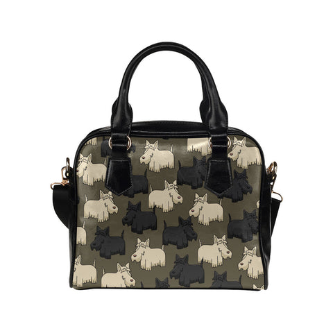 Scottish Terrier Purse & Handbags - Scottish Terrier Bags - TeeAmazing