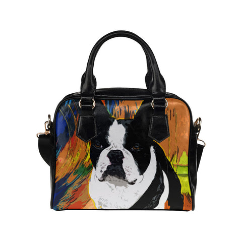 Boston Terrier Purse & Handbags - Boston Terrier Bags - TeeAmazing
