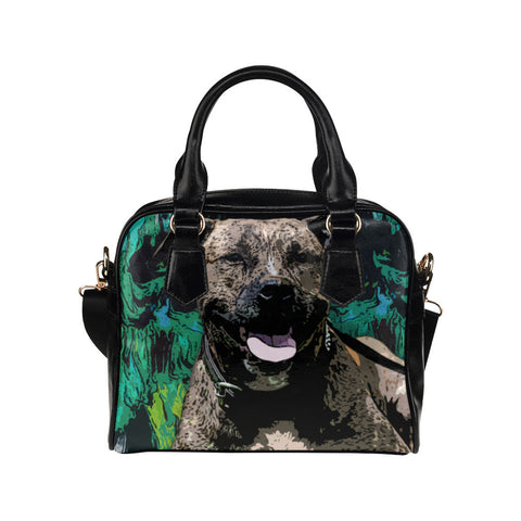 Staffordshire Bull Terrier Purse & Handbags - Staffordshire Bull Terrier Bags - TeeAmazing