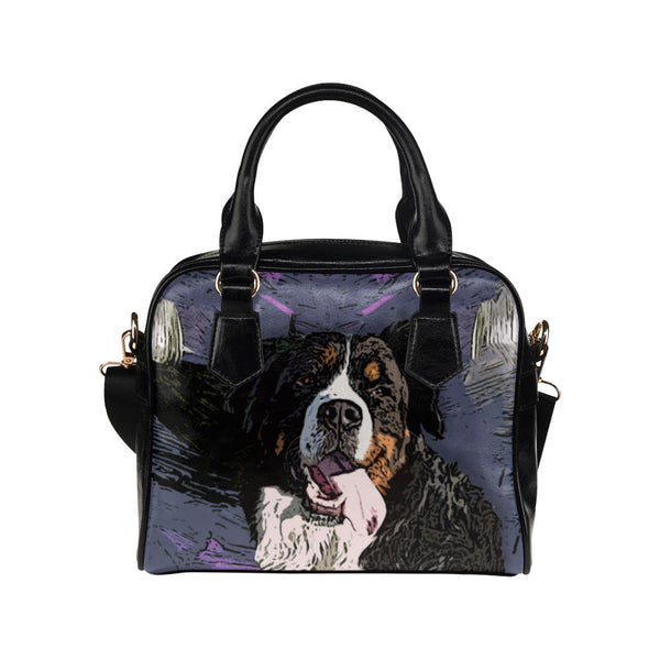 Bernese Mountain Purse & Handbags - Bernese Mountain Bags - TeeAmazing