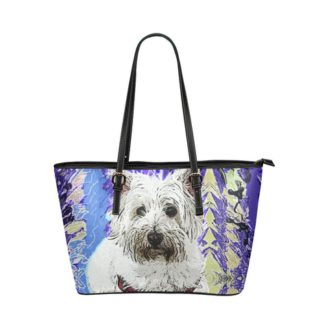 West Highland White Terrier Tote Bags - West Highland White Terrier Bags - TeeAmazing