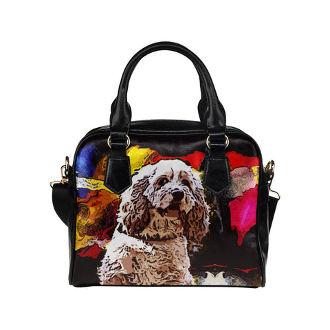 American Cocker Spaniel Purse & Handbags - American Cocker Spaniel Bags - TeeAmazing