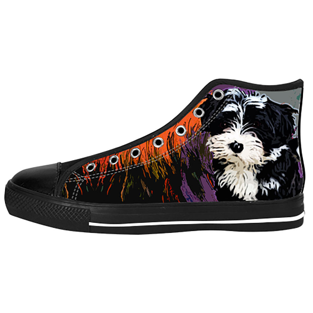 Havanese Shoes & Sneakers - Custom Havanese Canvas Shoes - TeeAmazing
