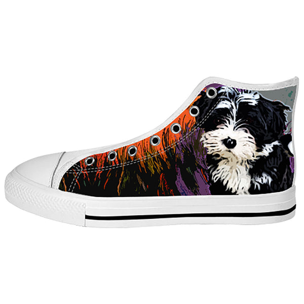 Havanese Shoes & Sneakers - Custom Havanese Canvas Shoes - TeeAmazing - 2