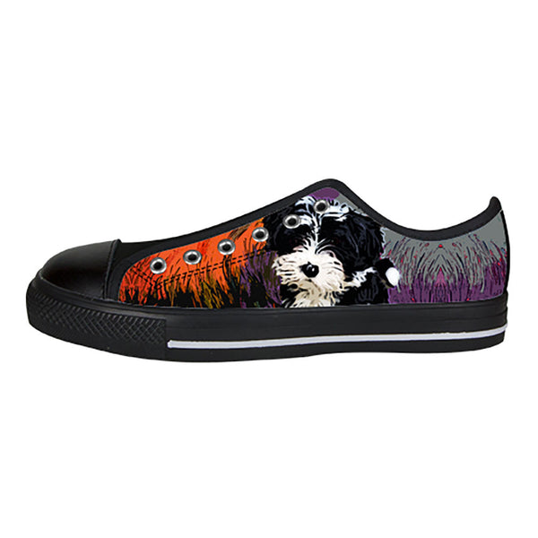 Havanese Shoes & Sneakers - Custom Havanese Canvas Shoes - TeeAmazing - 3
