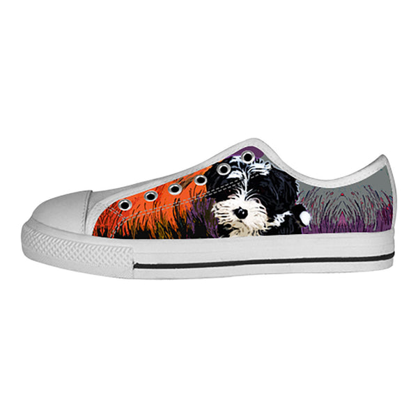 Havanese Shoes & Sneakers - Custom Havanese Canvas Shoes - TeeAmazing - 4