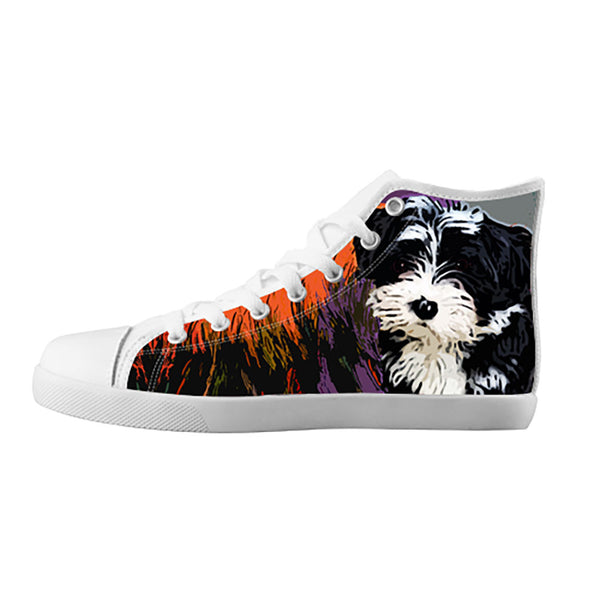 Havanese Shoes & Sneakers - Custom Havanese Canvas Shoes - TeeAmazing - 5