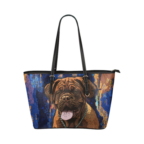Dogues de Bordeaux Tote Bags - Dogues de Bordeaux Bags - TeeAmazing - 1