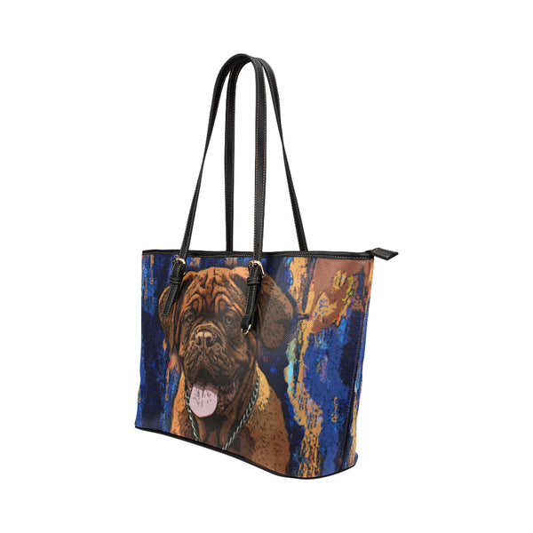 Dogues de Bordeaux Tote Bags - Dogues de Bordeaux Bags - TeeAmazing - 2