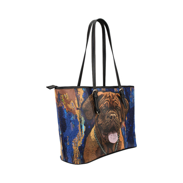 Dogues de Bordeaux Tote Bags - Dogues de Bordeaux Bags - TeeAmazing - 4