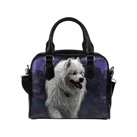 Samoyed Purse & Handbags - Samoyed Bags - TeeAmazing