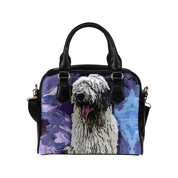 Old English Sheepdog Purse & Handbags - Old English Sheepdog Bags - TeeAmazing