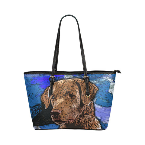Chesapeake Bay Retriever Tote Bags - Chesapeake Bay Retriever Bags - TeeAmazing