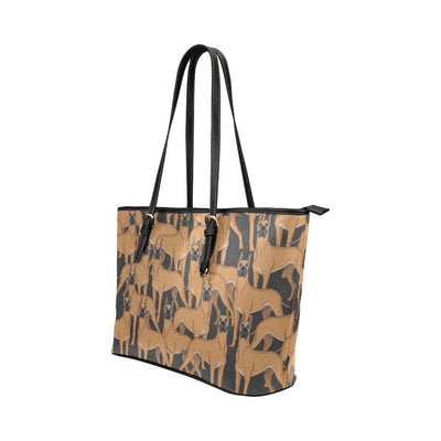 Great Dane Tote Bags - Great Dane Bags - TeeAmazing - 2