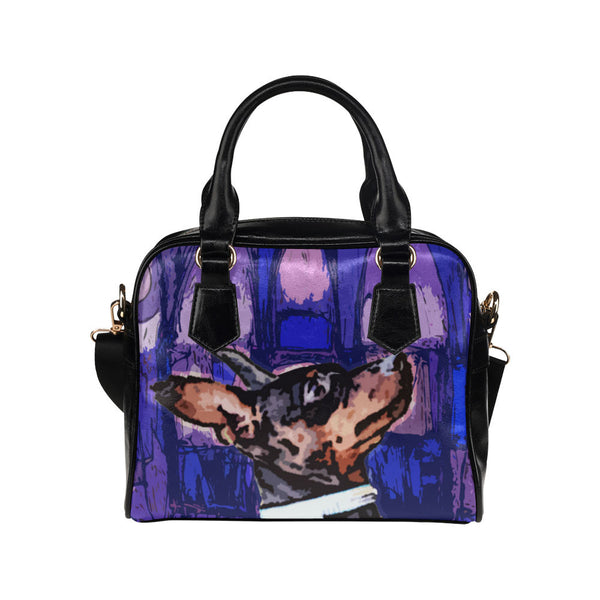 Miniature Pinscher Purse & Handbags - Miniature Pinscher Bags - TeeAmazing