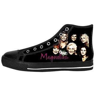 Steel Magnolias Shoes & Sneakers - Custom Steel Magnolias Canvas Shoes - TeeAmazing - 1