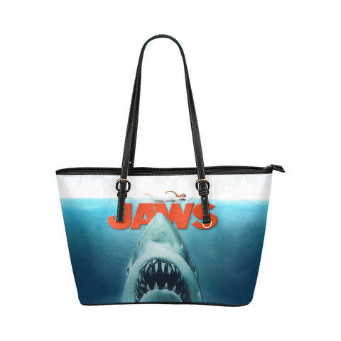 Jaws Tote Bags - Jaws Bags - TeeAmazing - 1