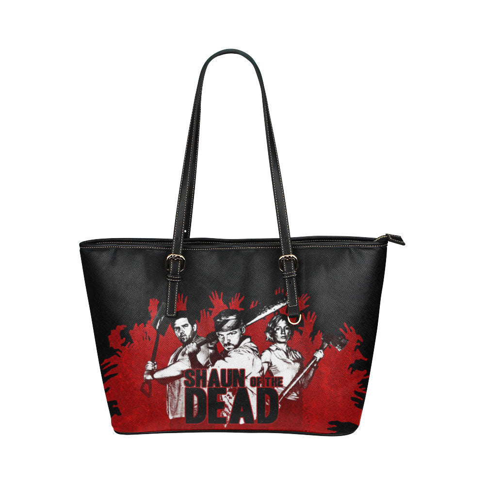 Shaun of the Dead Tote Bags - Shaun of the Dead Bags U731383