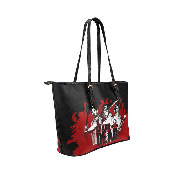 Shaun of the Dead Tote Bags - Shaun of the Dead Bags - TeeAmazing - 4