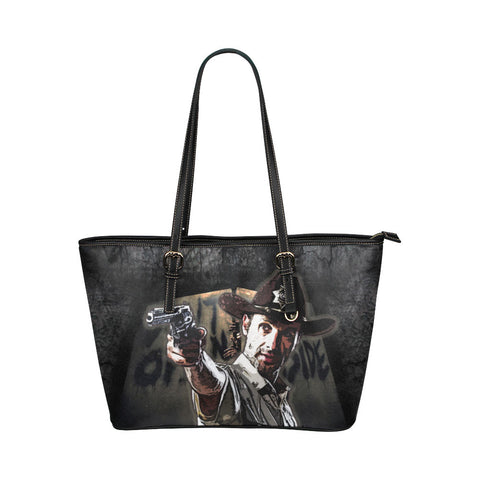 Rick Grimes Tote Bags - The Walking Dead Bags - TeeAmazing - 1