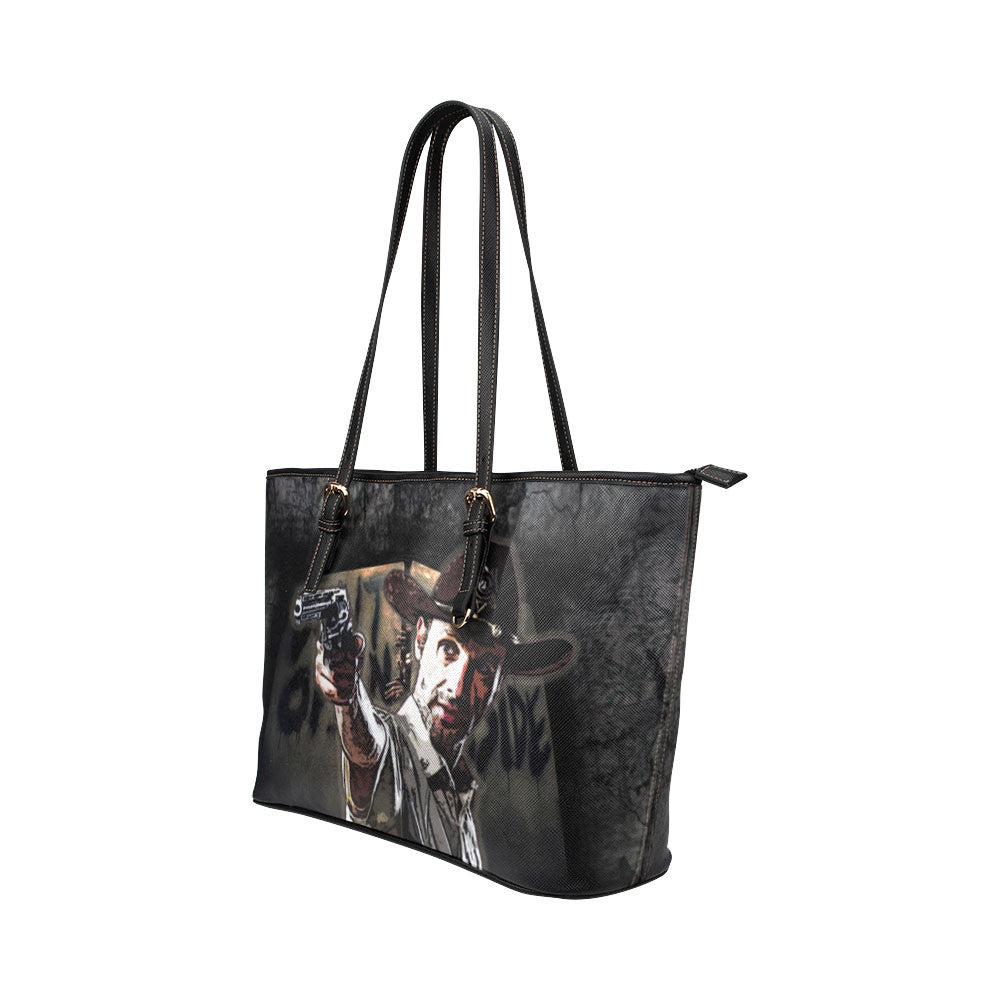Rick Grimes Tote Bags - The Walking Dead Bags - TeeAmazing