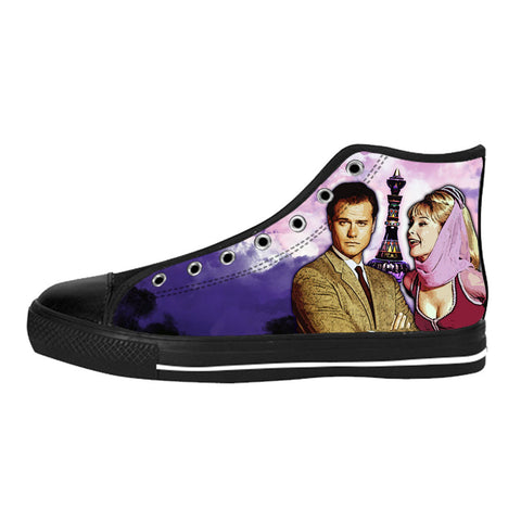 I Dream of Jeannie Shoes & Sneakers - Custom I Dream of Jeannie Canvas Shoes - TeeAmazing - 1