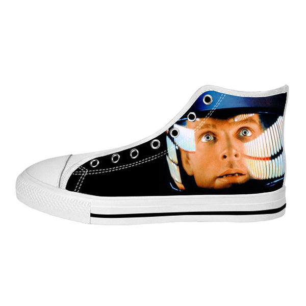 2001: A Space Odyssey Shoes & Sneakers - Custom 2001: A Space Odyssey Canvas Shoes - TeeAmazing - 2