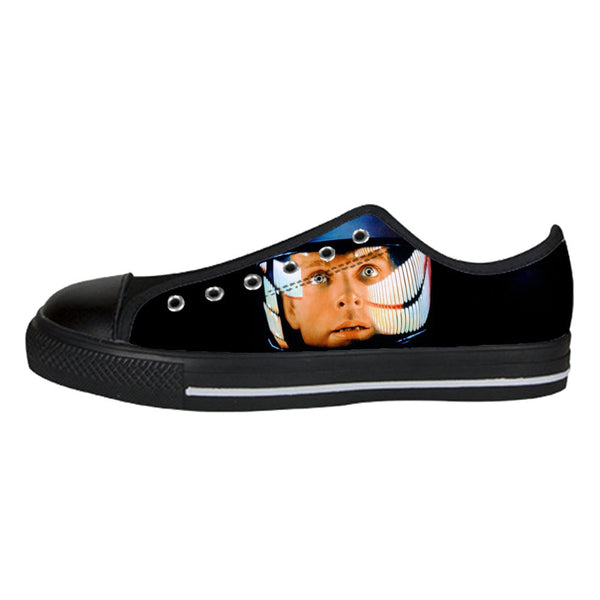 2001: A Space Odyssey Shoes & Sneakers - Custom 2001: A Space Odyssey Canvas Shoes - TeeAmazing - 3
