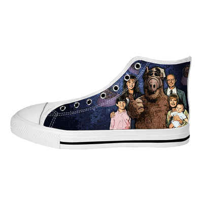 ALF Shoes & Sneakers - Custom ALF Canvas Shoes - TeeAmazing - 2