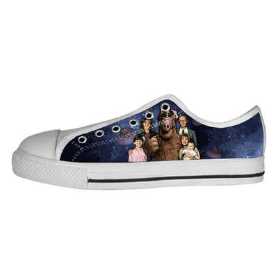 ALF Shoes & Sneakers - Custom ALF Canvas Shoes - TeeAmazing - 4
