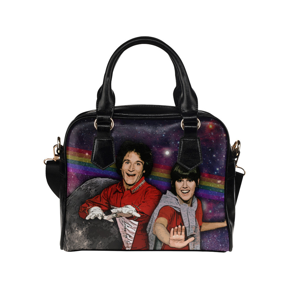 Mork & Mindy Purse & Handbags - Mork & Mindy Bags - TeeAmazing