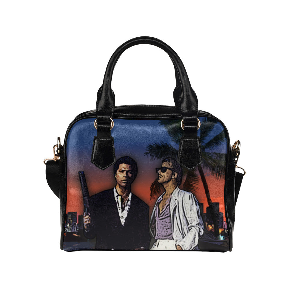 Miami Vice Purse & Handbags - Miami Vices Bags - TeeAmazing