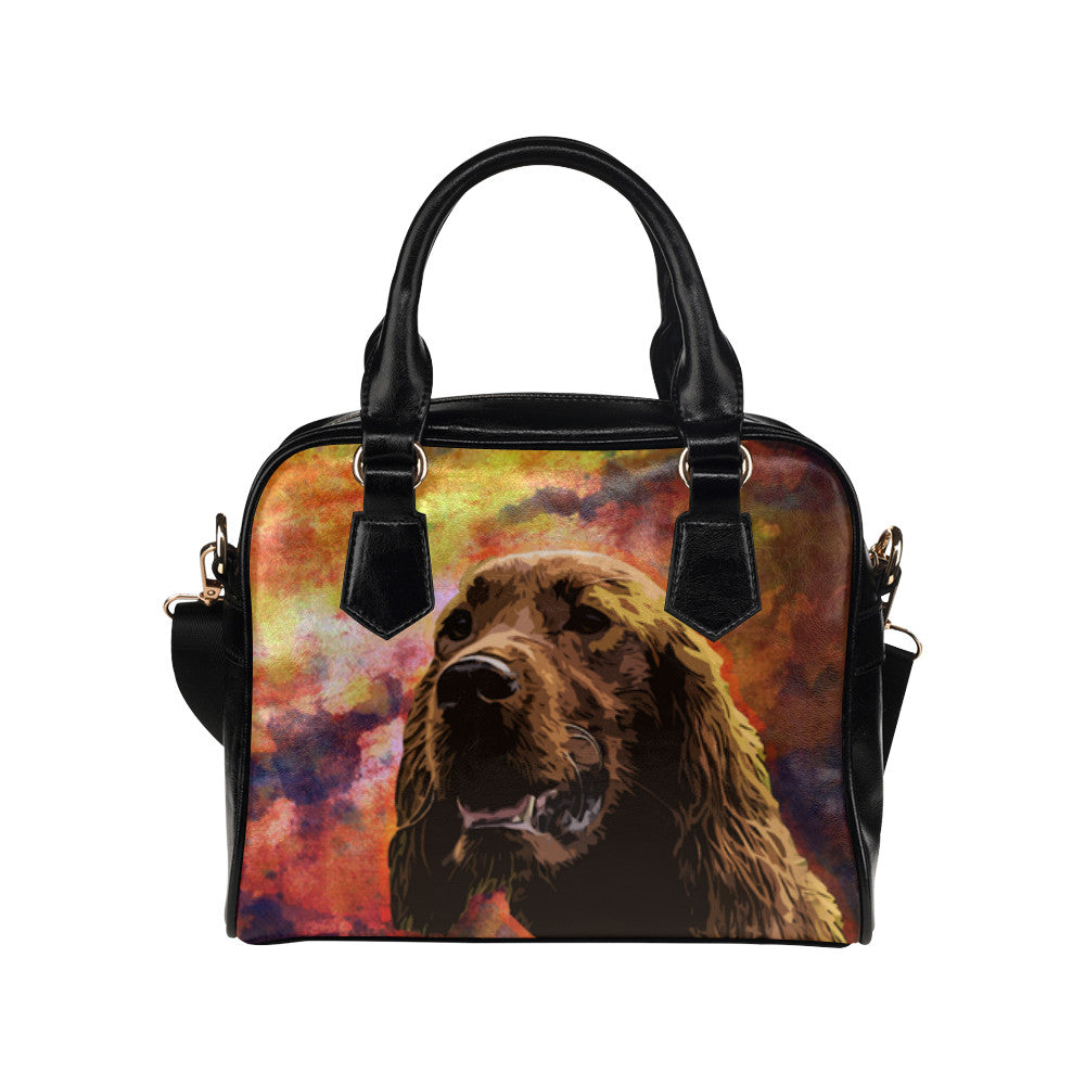 Irish Setter Purse & Handbags - Irish Setter Bags - TeeAmazing