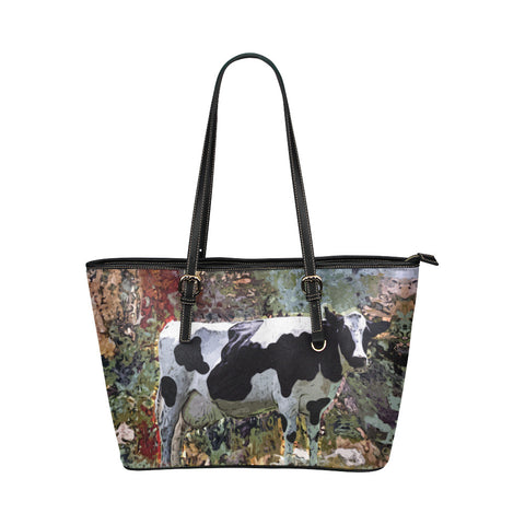 Cow Tote Bags - Cow Bags - TeeAmazing