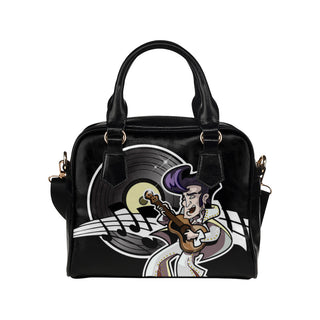 The King of Rock 'n' Roll Purse & Handbags - TeeAmazing