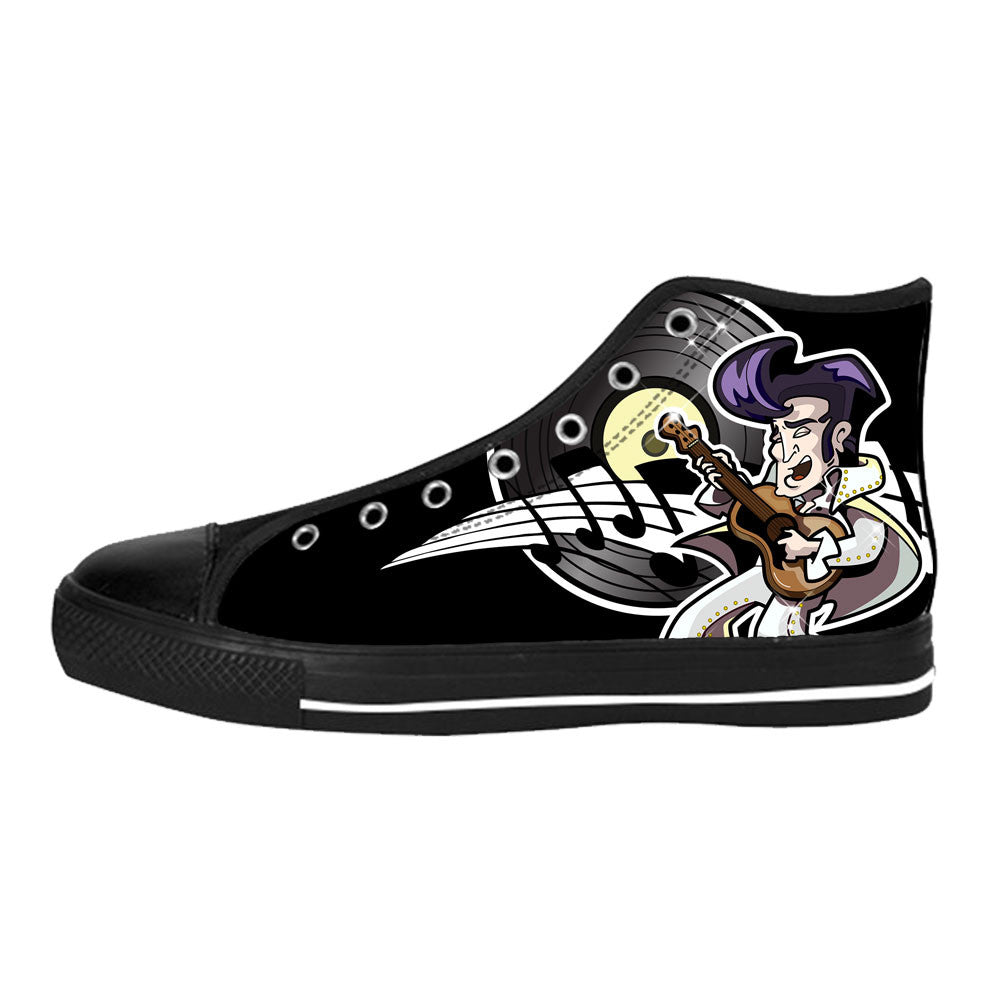 The King of Rock 'n' Roll Shoes & Sneakers - TeeAmazing