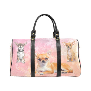 Chihuahua Lover New Waterproof Travel Bag/Large - TeeAmazing