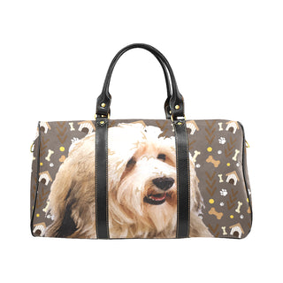 Havanese Dog New Waterproof Travel Bag/Large - TeeAmazing