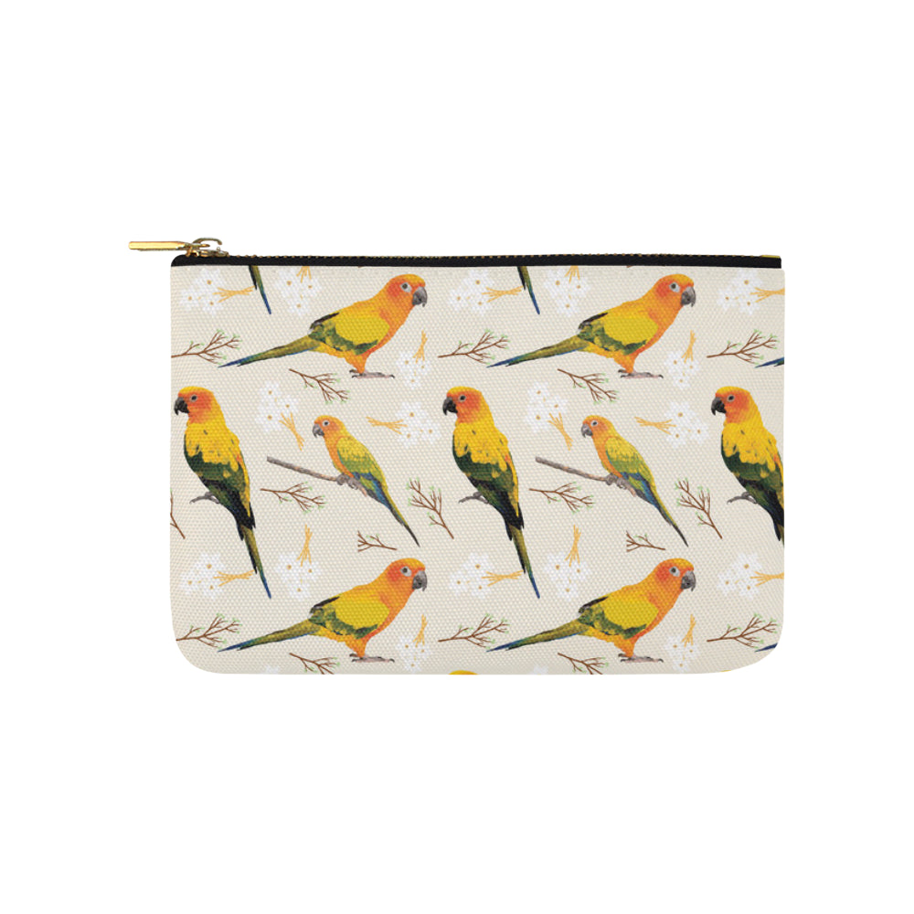 Conures Carry-All Pouch 9.5x6 - TeeAmazing