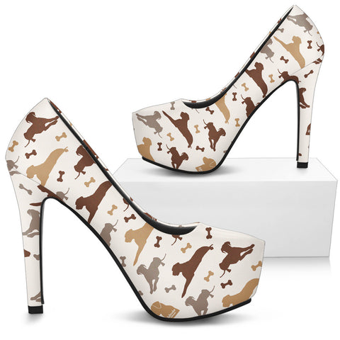 Labrador High Heels - Custom High Heels for Women