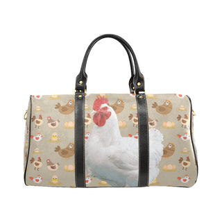 Chicken Lover New Waterproof Travel Bag/Small - TeeAmazing